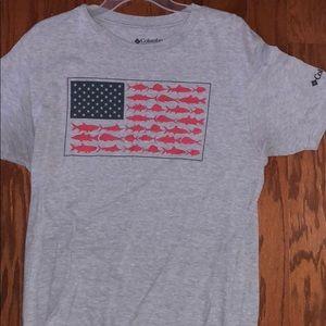 Columbia PFG Shirt!!